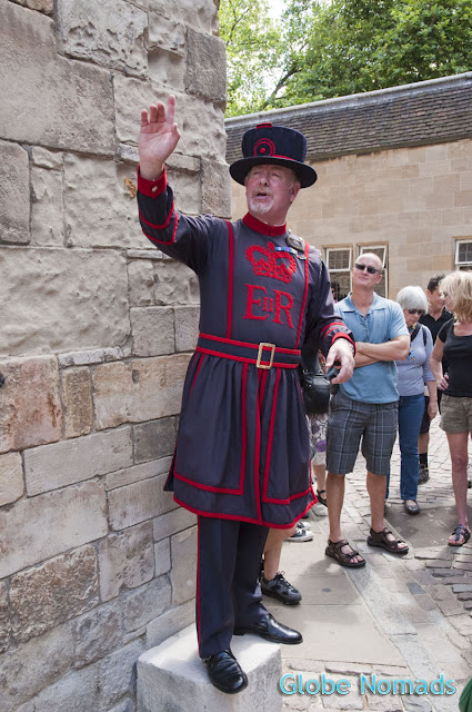 Yeoman Warder guided tour