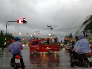 Traffic Signals in Phuket