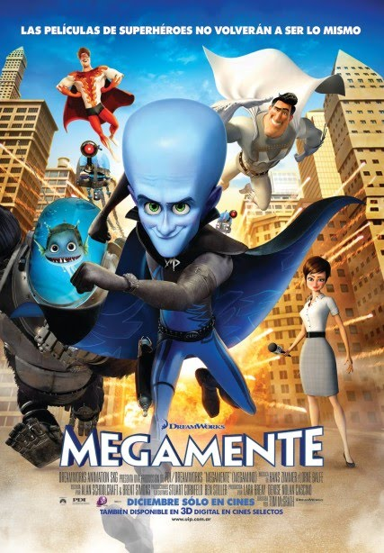 Megamente [DVD Full]
