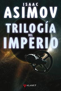 Trilogía del Imperio, de Isaac Asimov