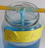 how to grow epsom salt crystals on a string
