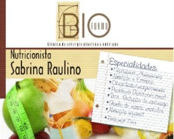 Nutricionista (Bio Forma)