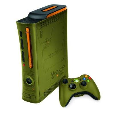 Halo3 special Edition XBox 360 console