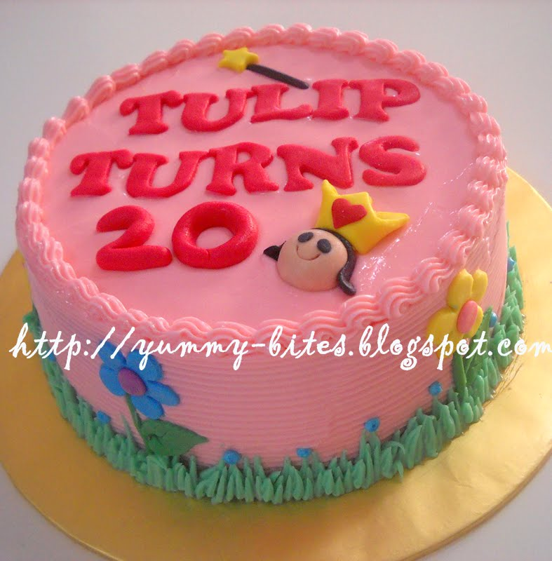 Justin Export Happy Birthday Cake 20