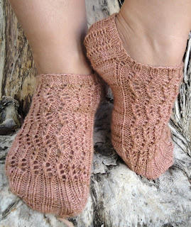 Free Knit Pattern - Harpa Socks