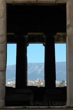 The Theseion (Athens, Greece)