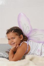 Vc é a borboleta mais bela de todos os jardins!