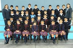 alumnos de 2º D 2009