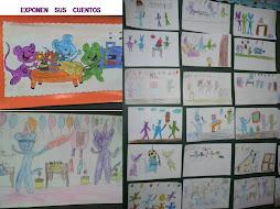 Dibujos de sus cuentos