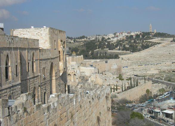 Fabiociardi Gerusalemme Città Dellunità