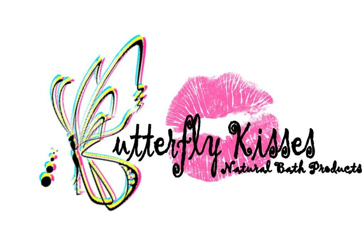 a blog of my random thoughts...: My Butterfly Kisses Bath