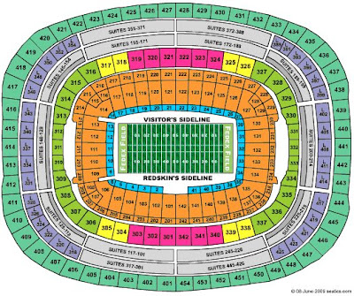 Fedex field seating chart check the seating chart view fedex