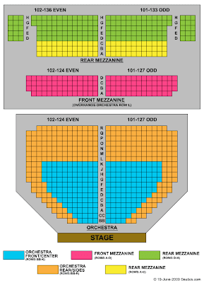 Westbury Theatre Seating Chart Car Interior Design