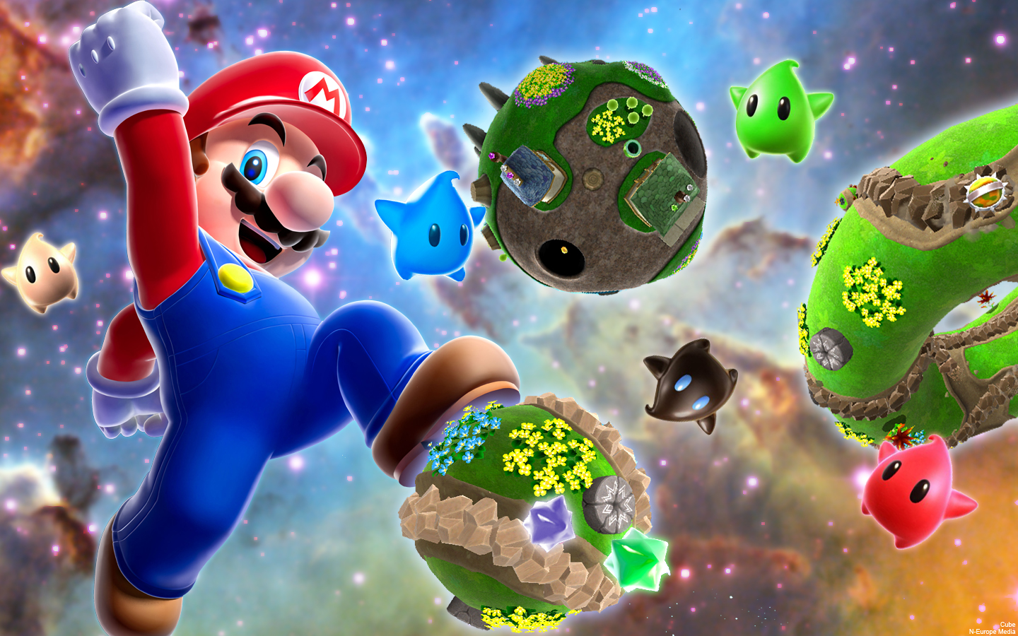 Super Mario HD & Widescreen Wallpaper 0.748019026408762