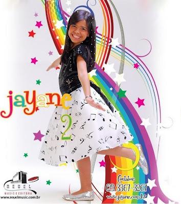 Jayane - Volume II - Infantil 2008