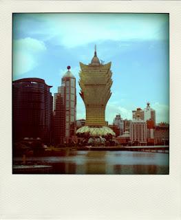 trip to MACAO and HONGKONG