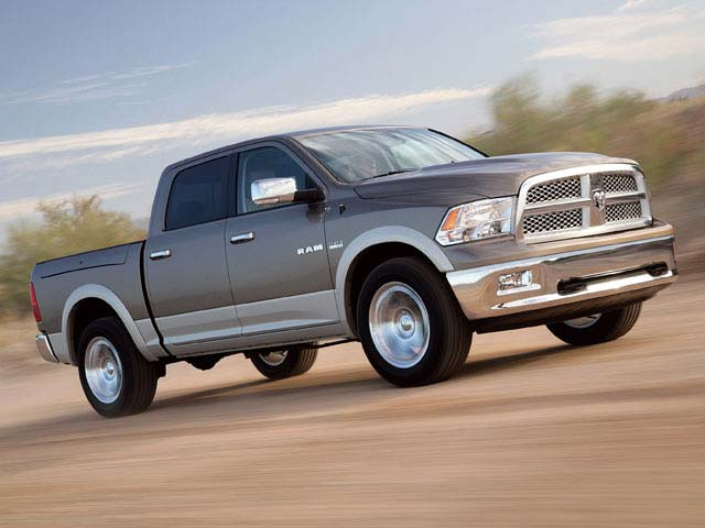 2010 Dodge Ram 1500 Saftey U0026 Crash Tests