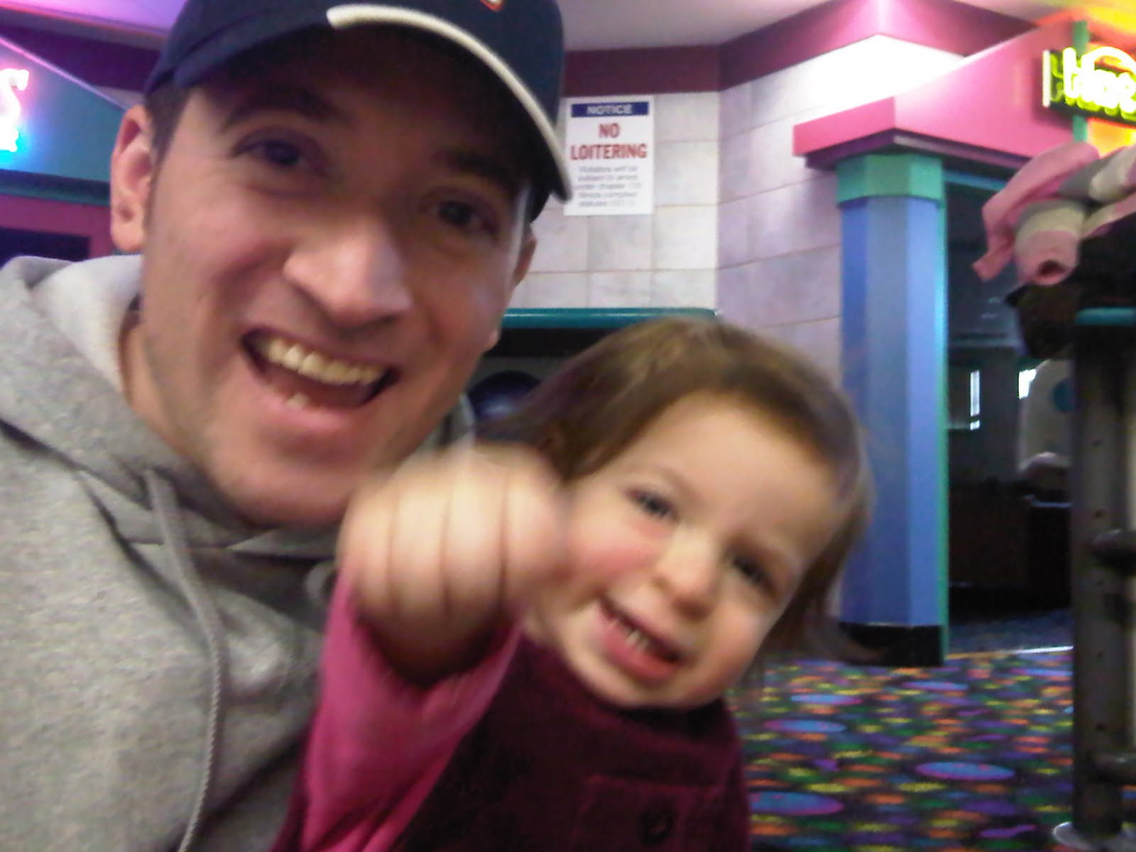 [m+and+daddy+bowling]