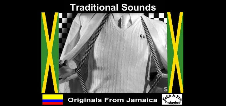 Traditional Sounds!!!Originals From Jamaica