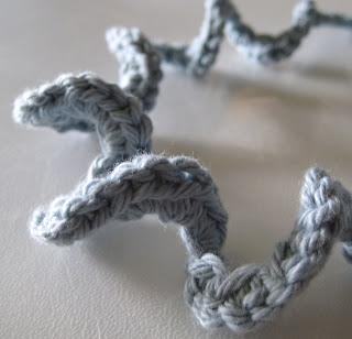 Free Crochet Patterns Spiral Scarf