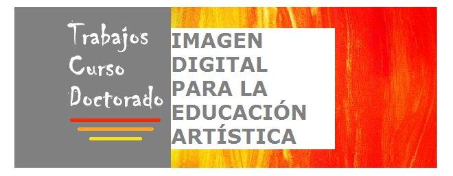 trabajos imagen digital para la educación artística