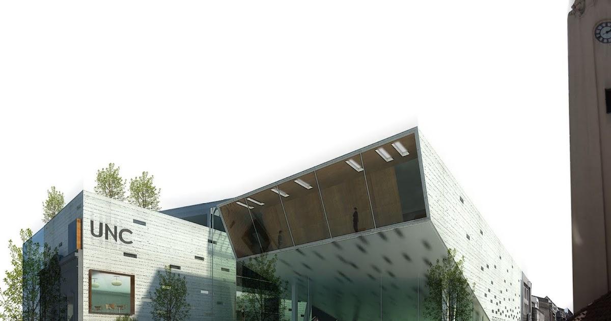 Arquitectos concurso nacional centro for Comedor universitario unc