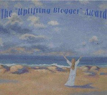 The Uplifiting Blogger Award