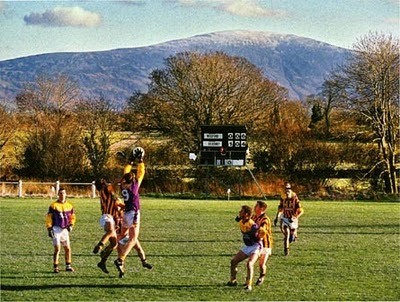 Croke Park is all well and good, but this is the real heartland of the GAA