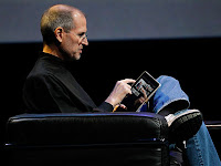 Steve Jobs - Will the iPad be a reprieve or a death warrant?