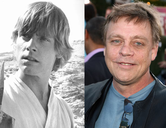 Star Wars: Then and now: 10Pics