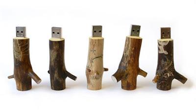 Imagenes de memorias USB curiosas y graciosas..