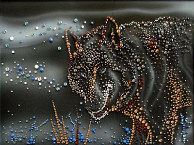 Crystal Painting Art