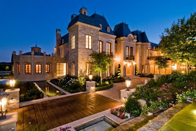 Super luxury mansion home - 20 Pics