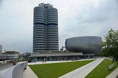 Museum BMW di Munich