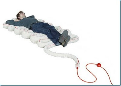 Funny and unusual beds