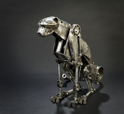 steampunk cheetah Seen On www.coolpicturegallery.us