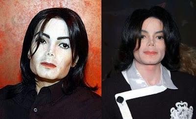 wax celebrity figures