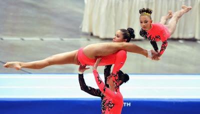 gymnastics girl