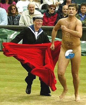 streakers pictures