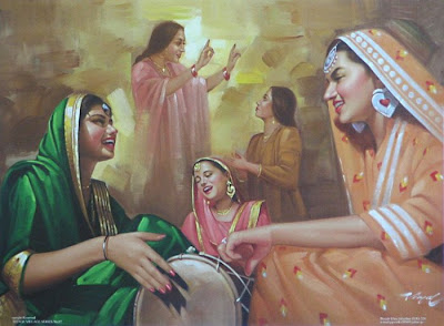 indian paintings