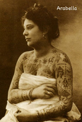 vintage tattoo pictures
