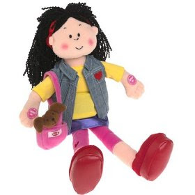 Lizzie Speaks Spanish Doll!
