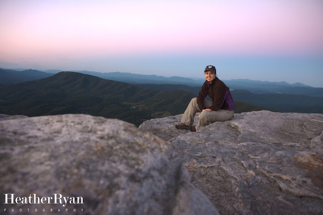 Backpacking McAfee Knob