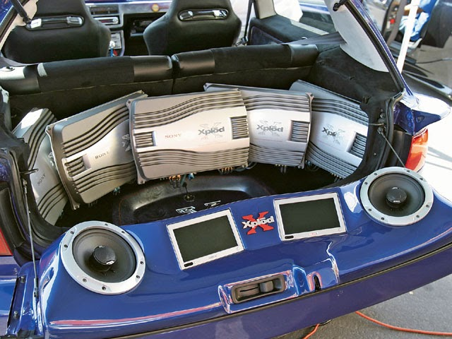 modified cars cars modified sound system. Black Bedroom Furniture Sets. Home Design Ideas