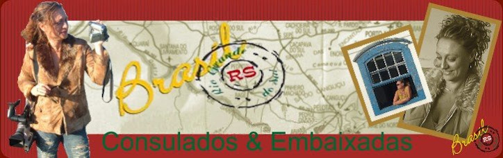 Consulados &amp; Embaixadas