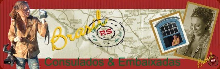 Consulados & Embaixadas