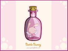 Bottle Bunny