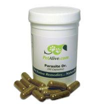 parasite dr. internal parasites blood cleanser
