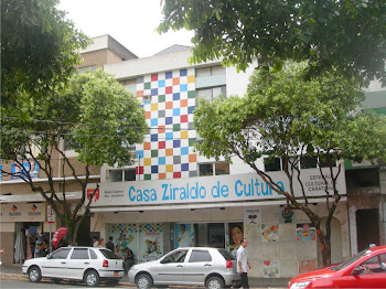 Blog Casa Ziraldo de Cultura