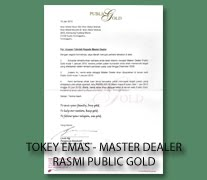 KAMI MASTER DEALER RASMI PUBLIC GOLD